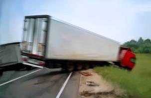 Массовая авария на трассе «Каспий». Смолянин чудом выжил в этом замесе