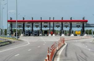 Проект частной трассы через Смоленскую область одобрил Медведев