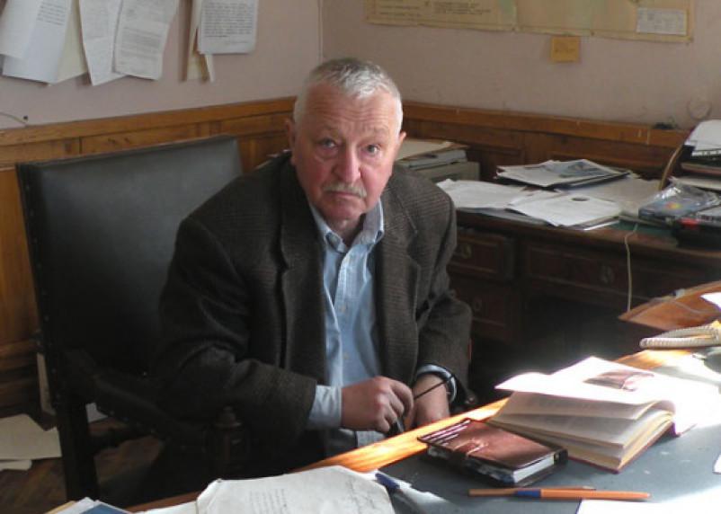 Подарил музею вторую жизнь. Умер знаменитый реставратор, основатель заповедника «Хмелита»
