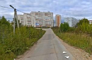 В Смоленске «остров Новосельцы» соединят с материком