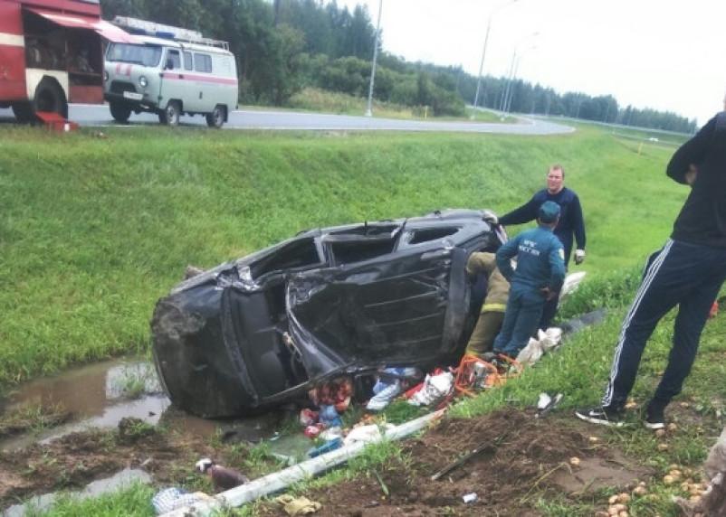 Подробности смертельного ДТП в Рославльском районе
