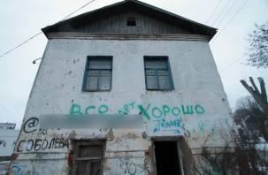 Следователи проверят дом на Соболева, где обрушилась стена