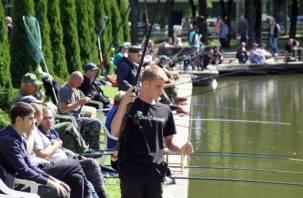 В Смоленске прошёл День рыбака. Как это было, смотрите в нашем фоторепортаже