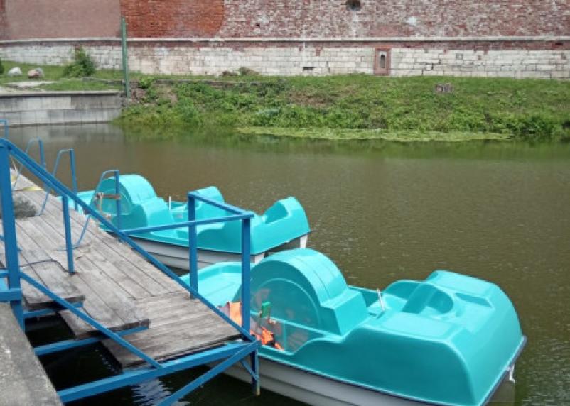 В смоленском пруду появятся новые катамараны