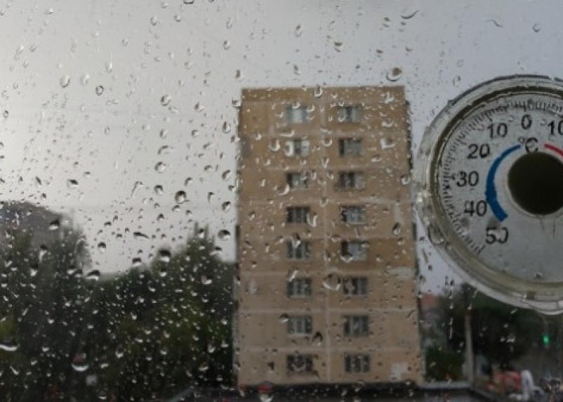 Четверг встретит смолян дождем