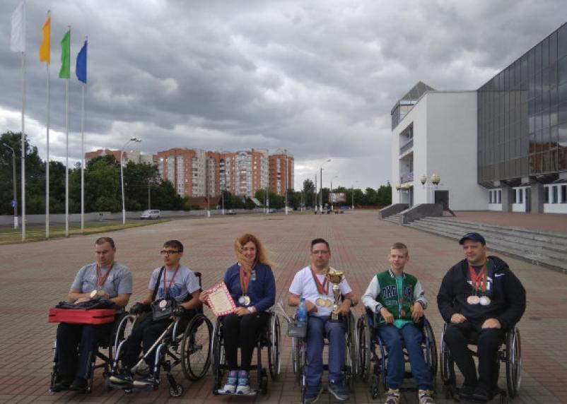 Смоляне взяли «золото» и «бронзу» на международных соревнованиях