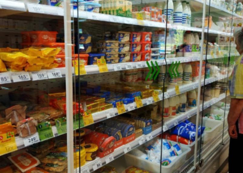 Россияне значительно сократили расходы на еду