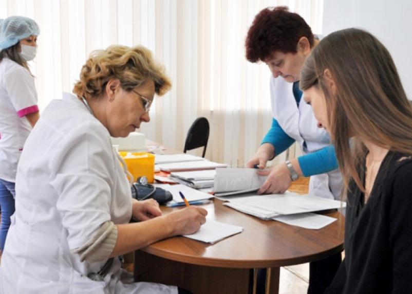 Правительство приостановило Всероссийскую диспансеризацию