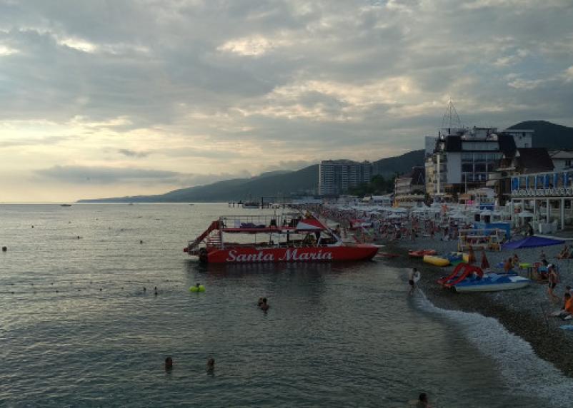 Пляжи будут закрыты. Новые правила въезда туристов в Сочи