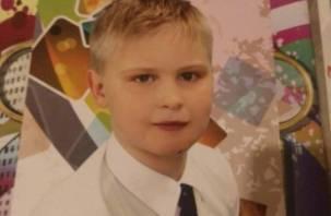 В Смоленске разыскивают пропавшего ребенка