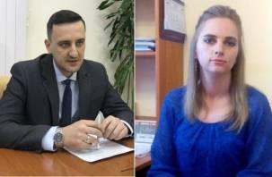 Тихая отставка: в Смоленском департаменте здравоохранения сменили первого зама