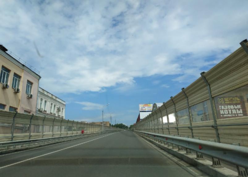 В Смоленске ограничат движение транспорта по Беляевскому путепроводу