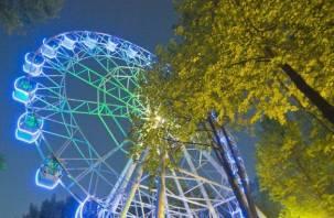 Новое колесо обозрения в Смоленске будет высотой 50 метров