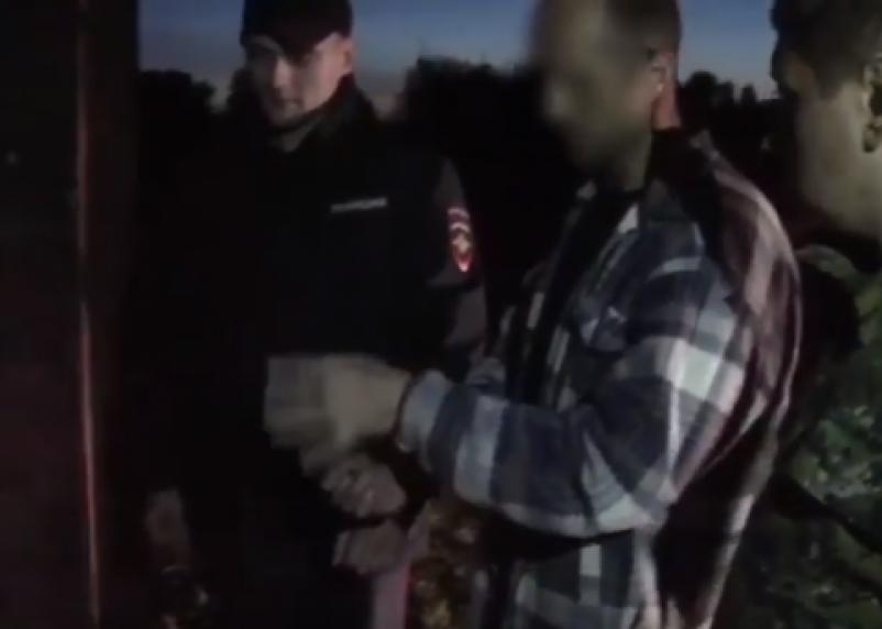 СК обнародовал видео с убийцей бизнесмена из Верхнеднепровского