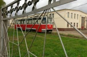 В Смоленске работники трамвайно-троллейбусного предприятия возмущены и бьют тревогу