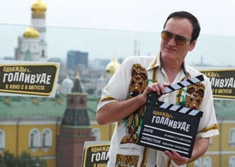 Тарантино обожает фильм, снятый по роману почётного гражданина Смоленска