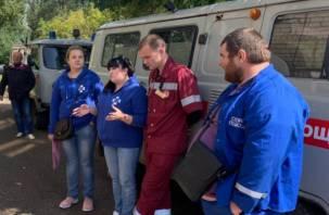 На Смоленщине работники скорой помощи объявили «итальянскую забастовку»