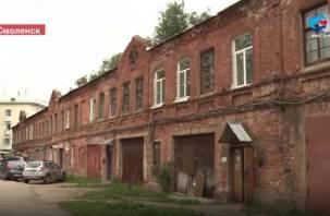 Телеканал Совета Федерации рассказал про жизнь смолян в старинном каретном сарае
