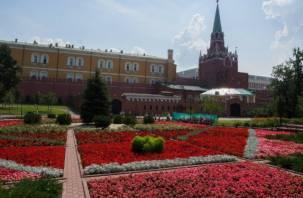 В Кремле обнаружили бомбу