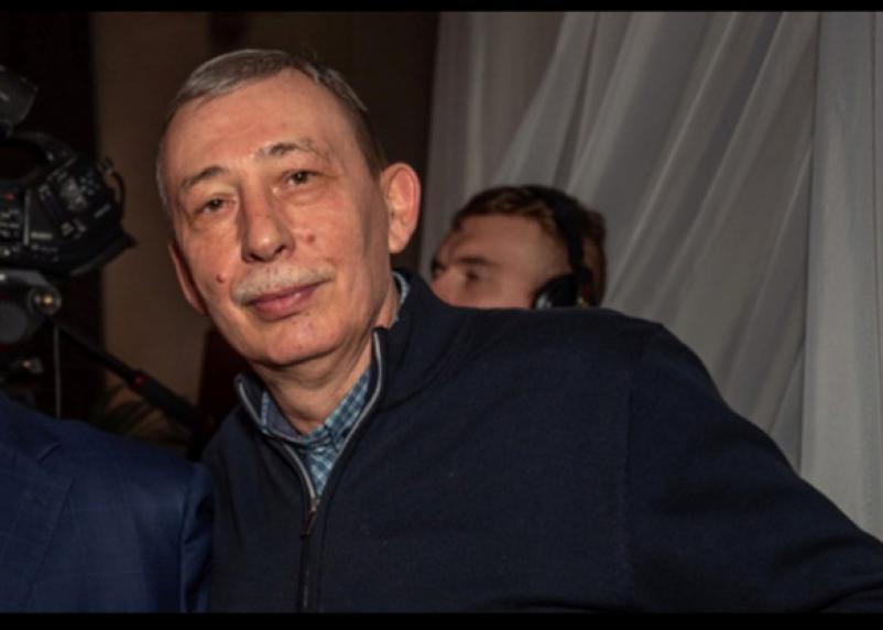 Умер Сергей Петриков