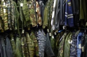 Не положено! В России хотят ввести наказания за продажу военной формы