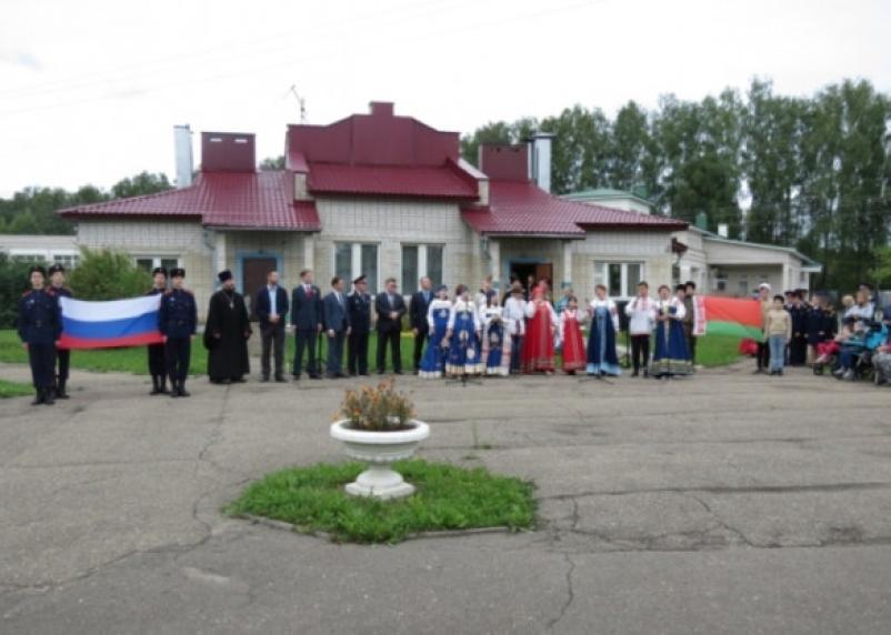 В Смоленске состоялся российско-белорусский слёт казачьей молодёжи