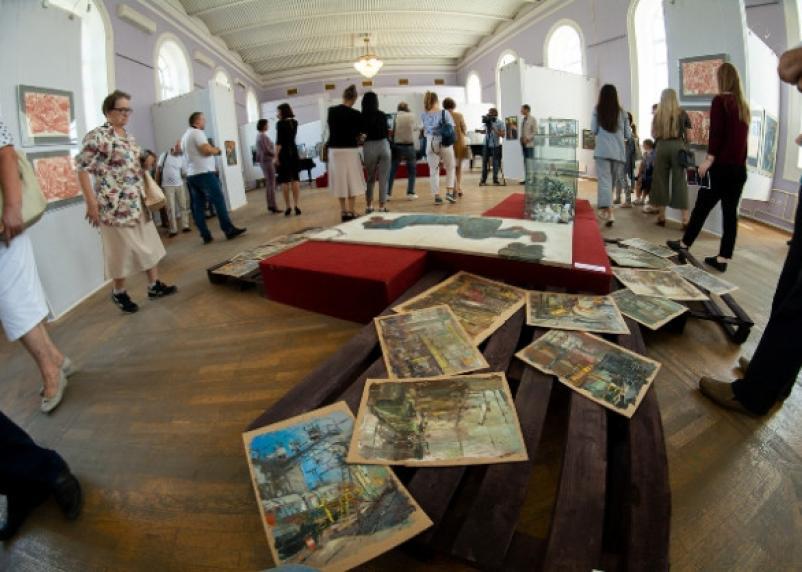Художники из Смоленска участвуют в выставках в разных городах России