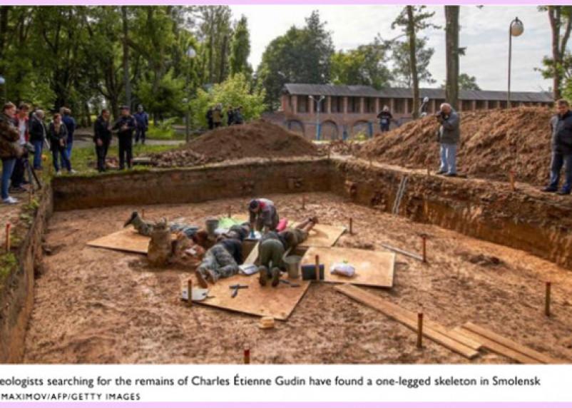Английская газета «Таймс» рассказала о раскопках в Смоленске