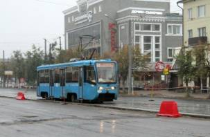 В Смоленске возобновилось движение трамваев по всему городу