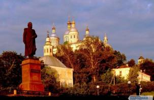 Смоленск – самый холмистый город России