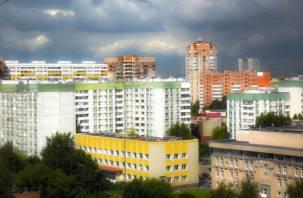 Смоленск – среди городов с самыми большими однушками