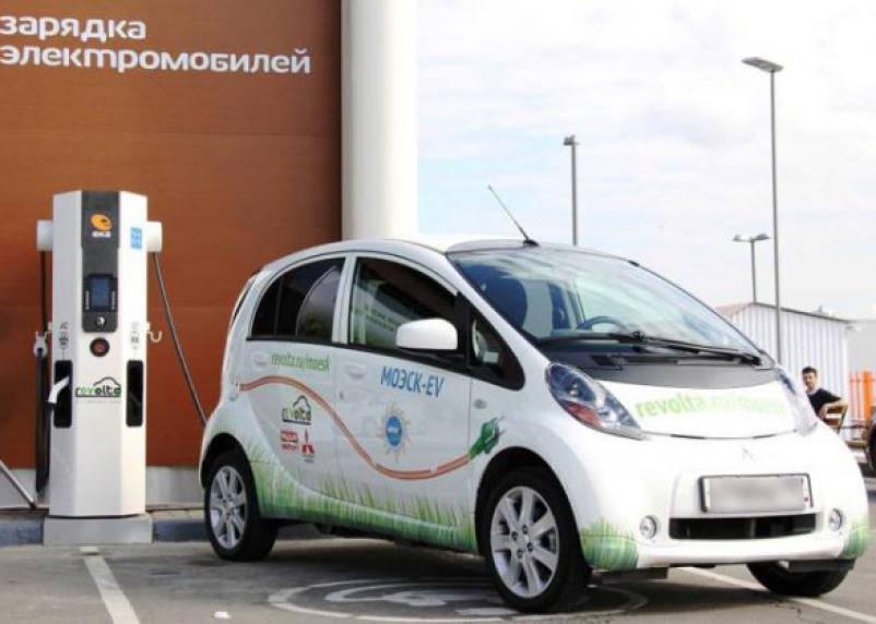 Установлено, что электромобили не такие уж и безвредные