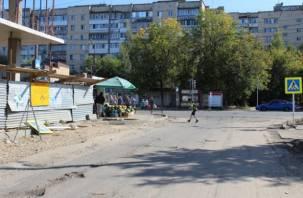Активисты забраковали ремонт дорог в Ленинском районе