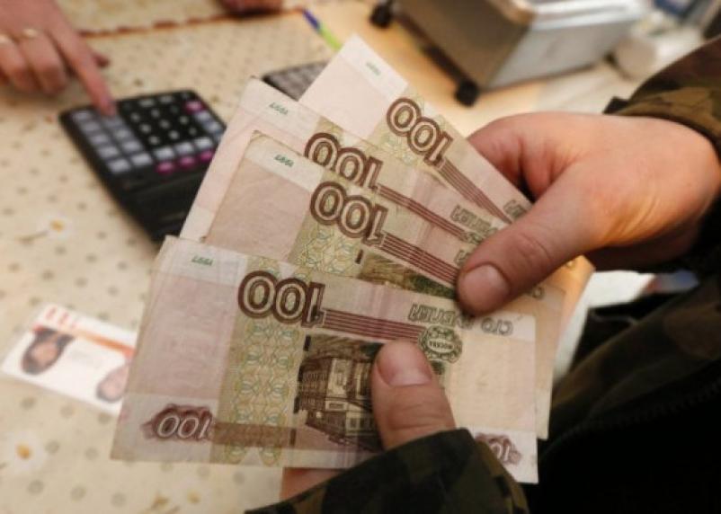 В России выросли долги по зарплате