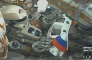 Поехали! Робот Фёдор перед полётом в космос заговорил словами известного смолянина