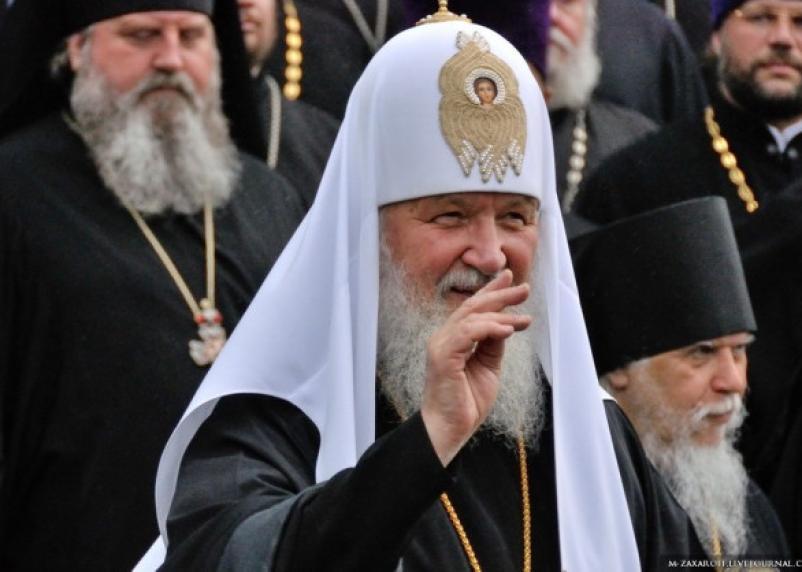 Раскрыта информация о состоянии здоровья патриарха Кирилла