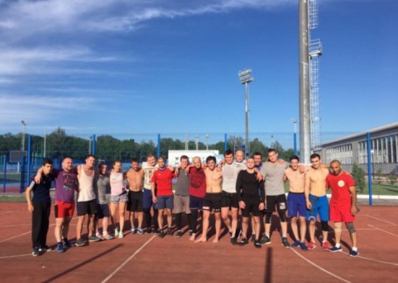 Смолян приглашают на тренировку по регболу