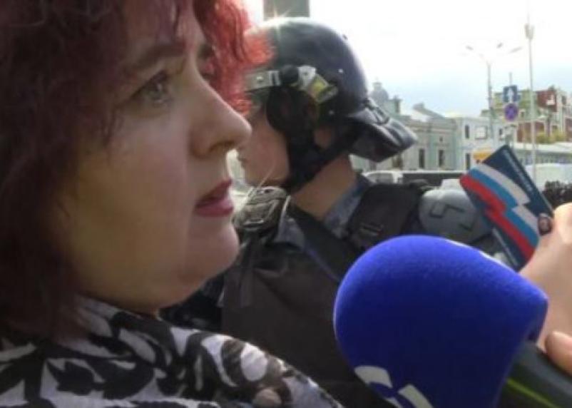 Стыдно за государство. Смолянка решила выйти из партии «ЕР» после задержания ее супруга на митинге