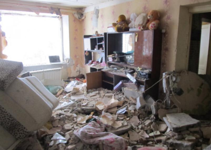 Взрыв в доме в Ярцевском районе. Парню, специально открывшему газовые конфорки, грозит 5 лет тюрьмы