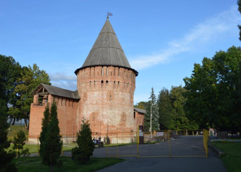 В Смоленске готовятся к реставрации крепостной стены