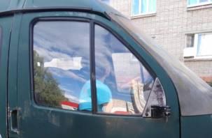 В Смоленске семилетний ребенок просидел запертым в машине около получаса