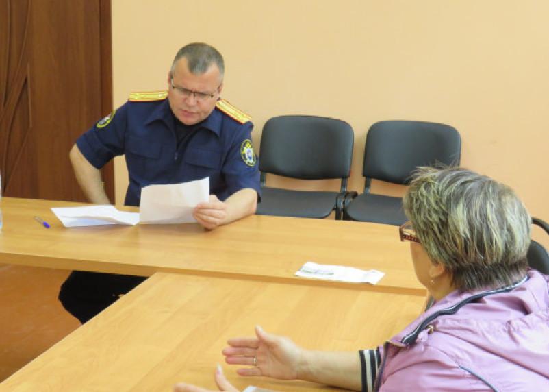 Смоляне пожаловались на скорую помощь в следственный комитет