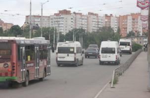 Общественный транспорт в Смоленске подешевел на три рубля