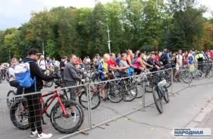 Объявлен маршрут смоленского ночного велопарада