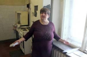 Ужасы военного общежития: как противостоит им многодетная мать из Смоленска