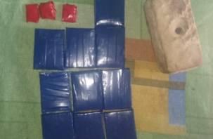За 10 спичечных коробков наркотиков сафоновцу грозит 20 лет тюрьмы