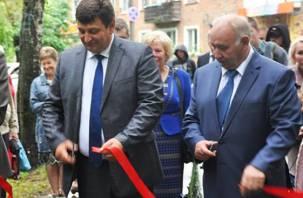 Сказка обернулась лажей: Сафоновские власти приняли «левое» оборудование для детской площадки