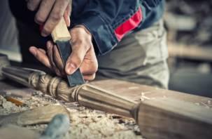 Плотник в Смоленске зарабатывает достойно
