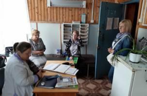 Жители смоленских деревень остались без медпомощи