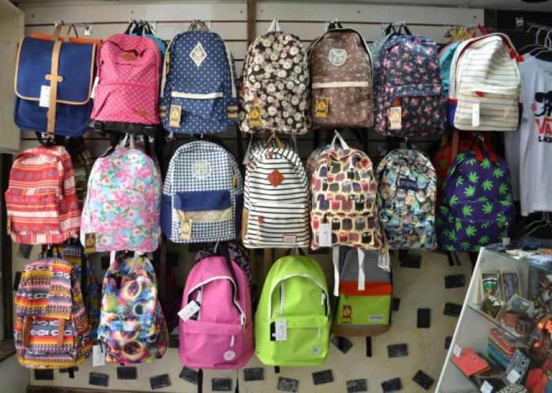 Сколько должен весить школьный рюкзак